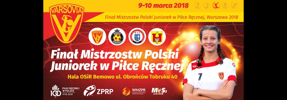 enel-sport na Mistrzostwach Polski Juniorek w Piłce Ręcznej!