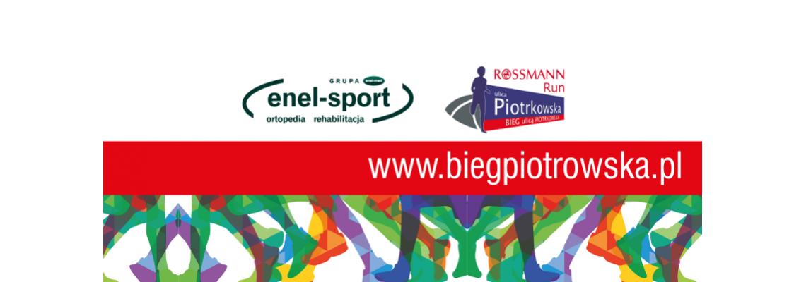 Enel-Sport zaprasza na bieg Rossmann Run 27.05 w Łodzi