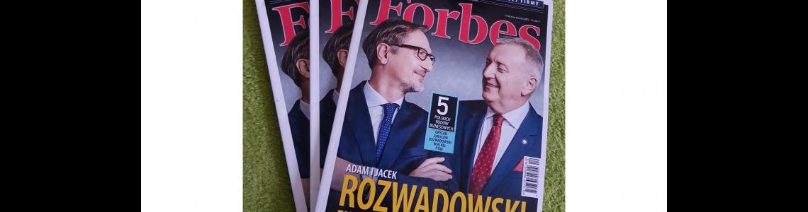 Forbes o Enel-Med – poznaj naszą historię!