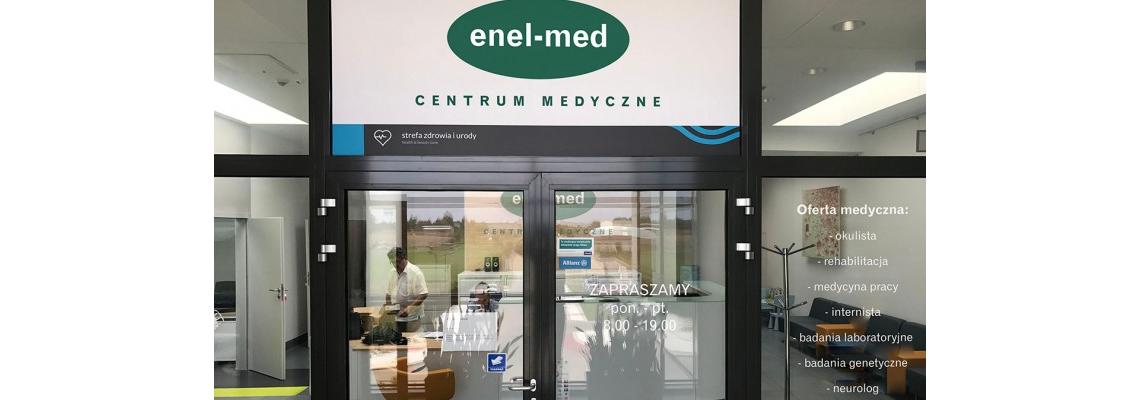 Już wkrótce otwarcie nowej placówki enel-med
