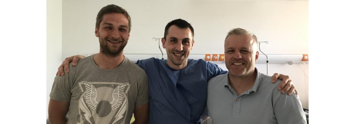 Lekarze mistrzów Polski leczą w Enel-Sport