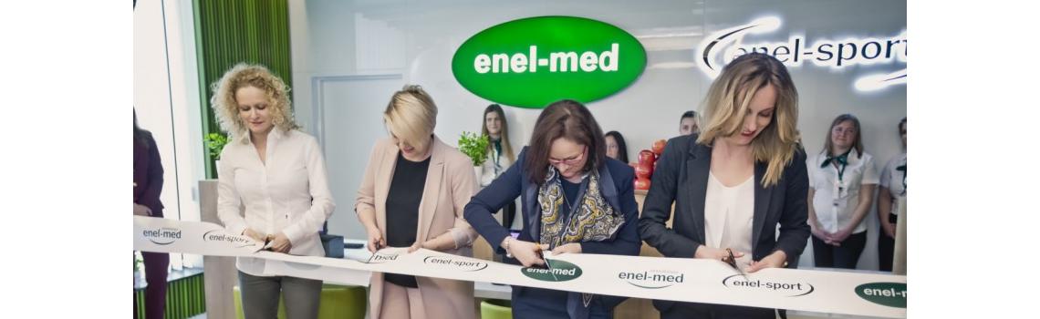 Nowy oddział enel-med Galeria Młociny już otwarty!