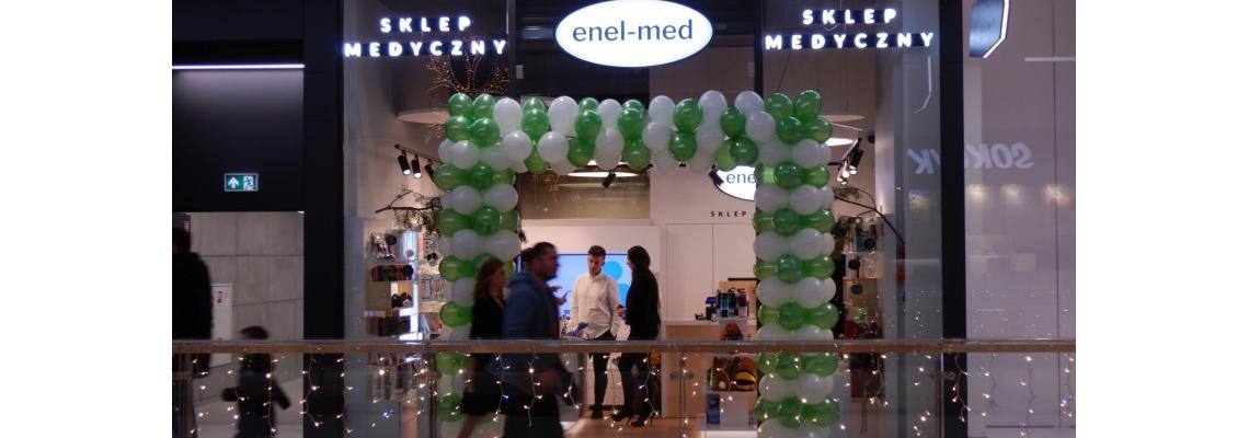 enel-med otworzył pierwszy sklep