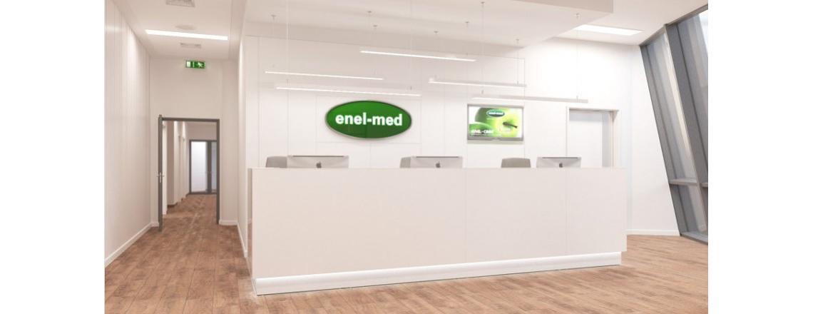 Nowa placówka Enel-Med w Warszawie