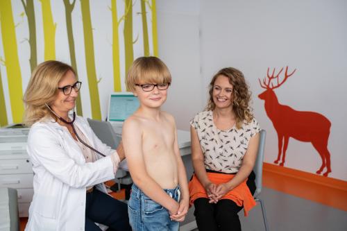 Pediatra enel-med - poradnia dzieci zdrowych
