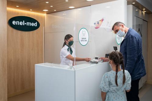 Pediatria enel-med - rejestracja