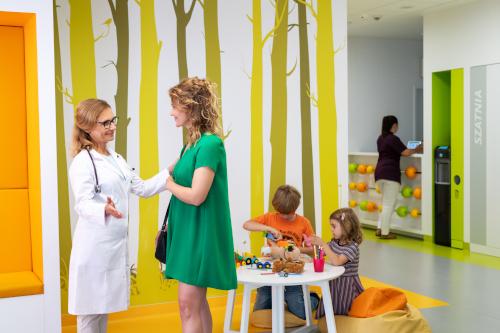 Pediatria enel-med - wizyty kontrolne przedszczepienne