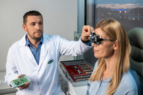 Przychodnie ene-med - wizyta u okulisty