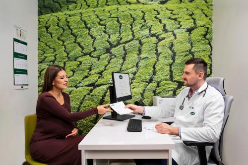 Przychodnie enel-med - konsultacja ginekologiczna