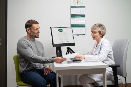 Przychodnie enel-med - wizyta u lekarza specjalisty