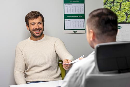 Przychodnie enel-med - konsultacja