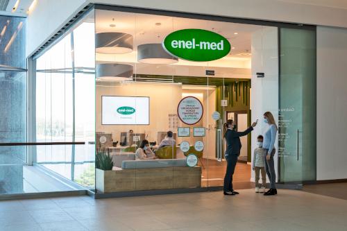 Przychodnie enel-med - procedury bezpieczeństwa