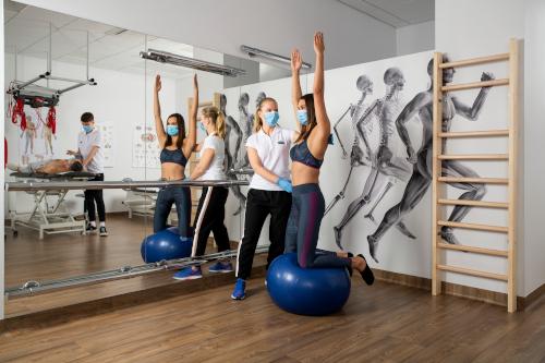 Rehabilitacja enel-med - ćwiczenie