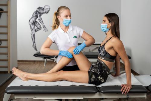Rehabilitacja enel-med - masaż