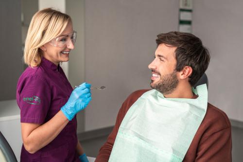 Stomatologia enel-med - dentysta