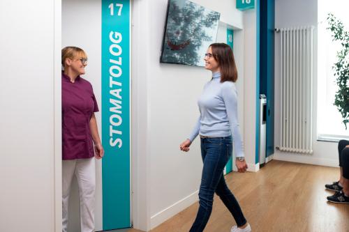 Stomatologia enel-med - oddział