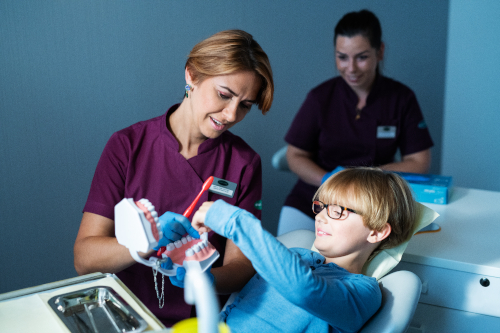 Stomatologia enel-med - stomatolog dziecięcy