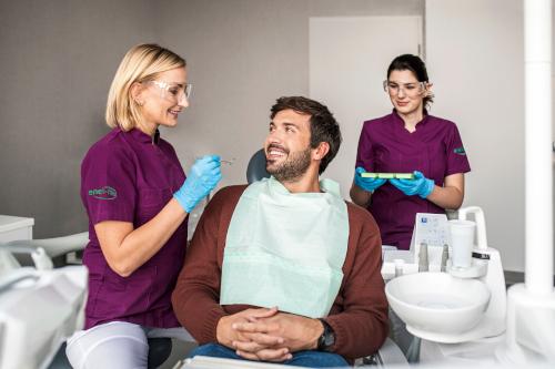 Stomatologia enel-med - wizyta u stomatologa