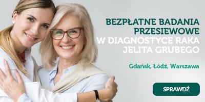 Bezpłatne badania kolonoskopia Warszawa