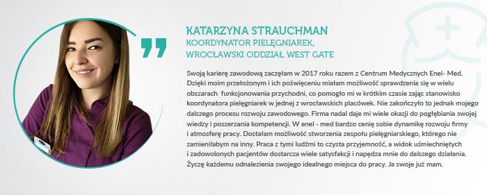 Opinia o enel med Kasia Strauchmann