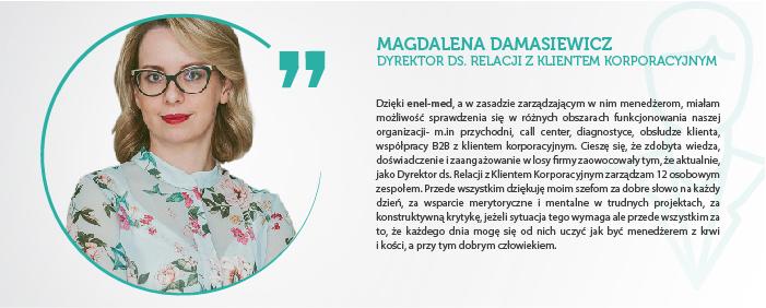 Magdalena Damasiewicz