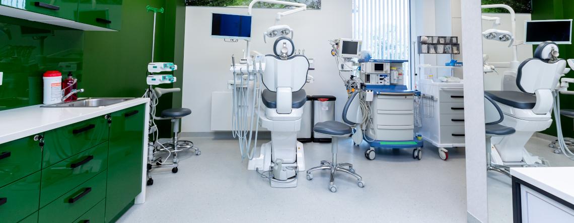 Nowoczesne centrum stomatologii na warszawskim Zaciszu
