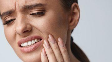 Ból lub uraz zęba